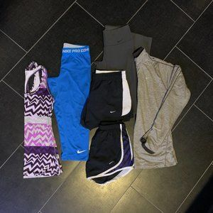 Nike Athleisure 7 Piece Workout Bundle